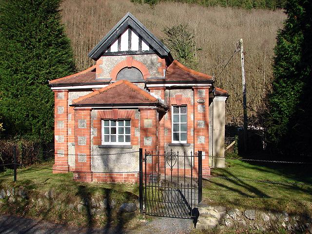 Llwynygroes Chapel