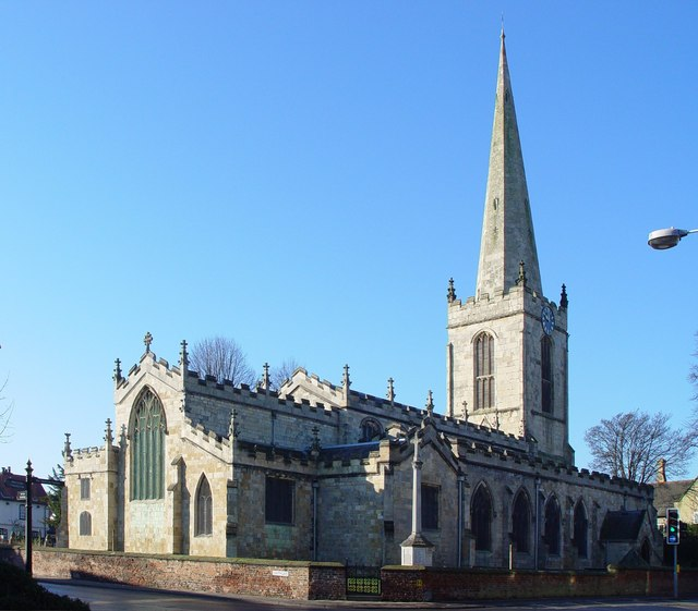 All Saints Church, Hessle