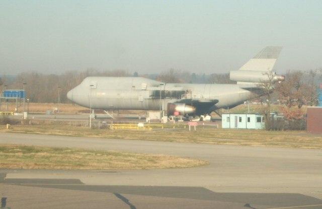 Big Grey Plane