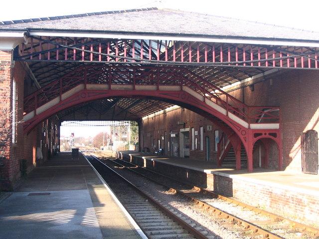 Filey, Railway Station