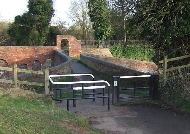 Over the Canal, Aldersley, Wolverhampton