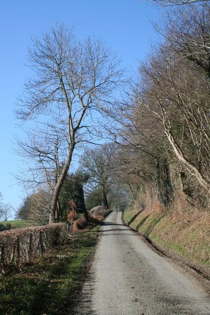 Ascending Road