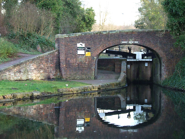 Aldersley Canal Junction, Wolverhampton