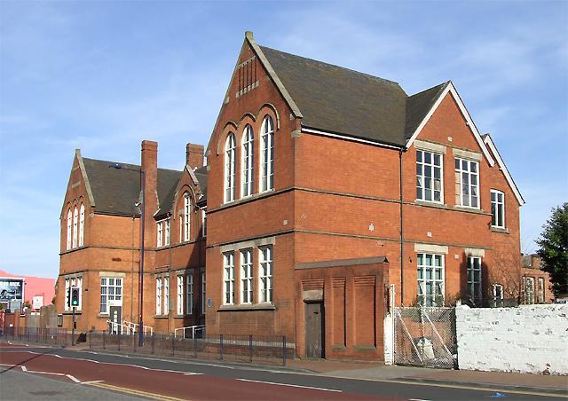 Dudley Road School, Wolverhampton