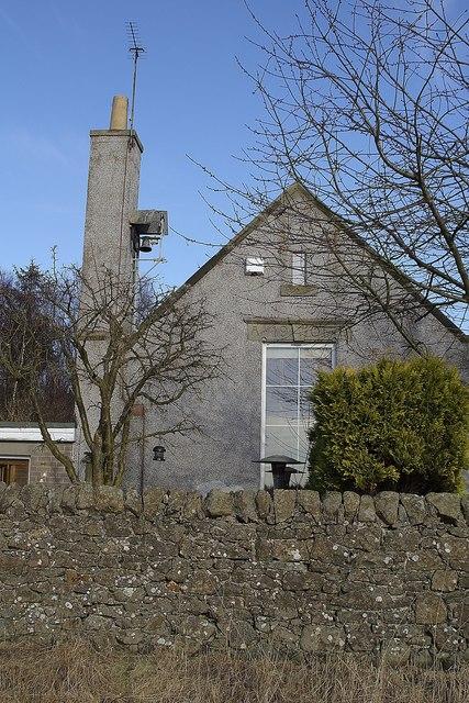 Old Schoolhouse, Coaltown of Burnturk