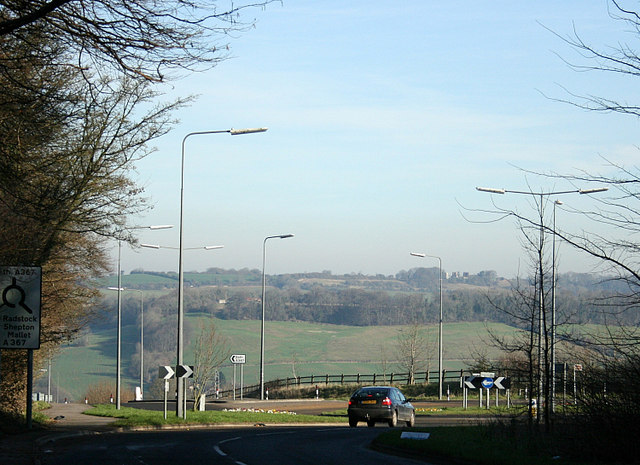 2008 : Peasedown bypass, north east