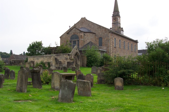 Lesmahagow Church
