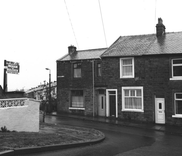 Nos. 34, 32 and 30, Frederick Street, Barnoldswick
