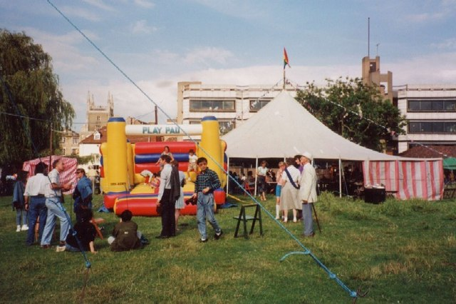 Little St Mary's parish fête