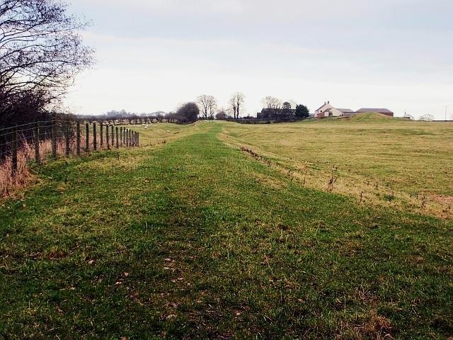 Hadrian's Wall Path to Bleatarn