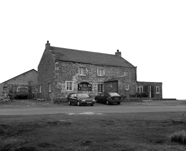 The 'Tan Hill Inn'