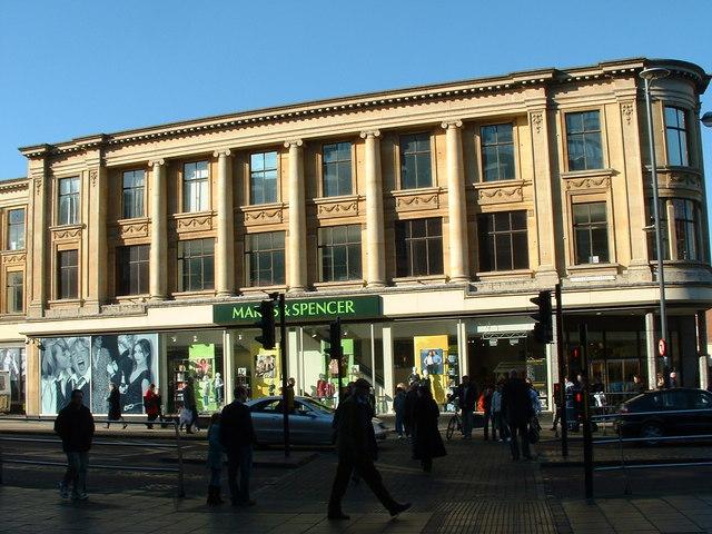 M & S Norwich