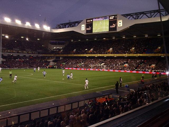 Spurs v Reading FA Cup- Jan 2008