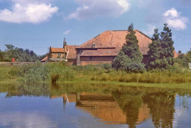 Pond, Edgefield Green, Norfolk