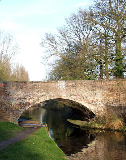 Bridge 63, Staffordshire and Worcestershire Canal, Wolverhampton