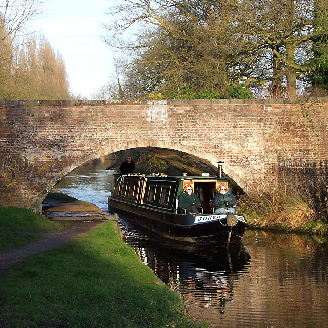 February Cruising, Staffordshire and Worcestershire Canal