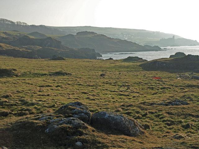 Coastal view Dunure
