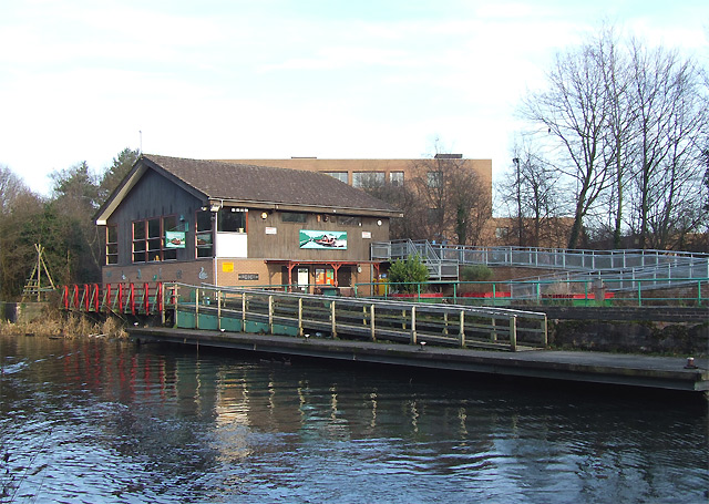 Activity Centre, Staffordshire and Worcestershire Canal, Wolverhampton