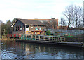 SJ8900 : Activity Centre, Staffordshire and Worcestershire Canal, Wolverhampton by Roger  Kidd