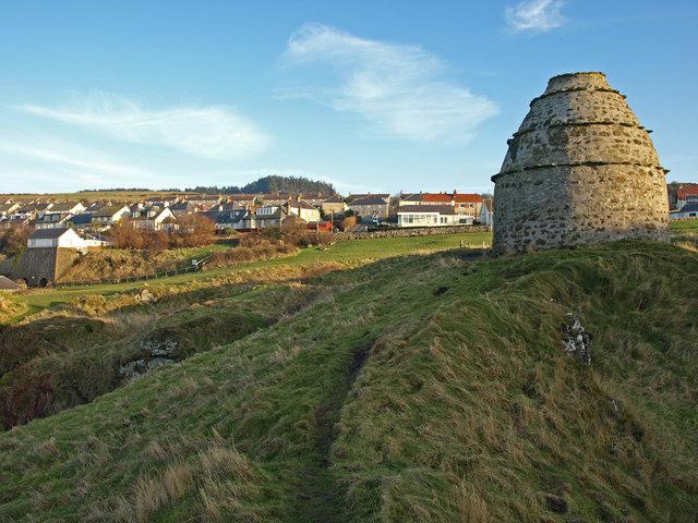 The Dovecot, Dunure Castle