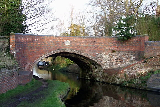 Bridge No 61, Staffordshire and Worcestershire Canal, Wolverhampton