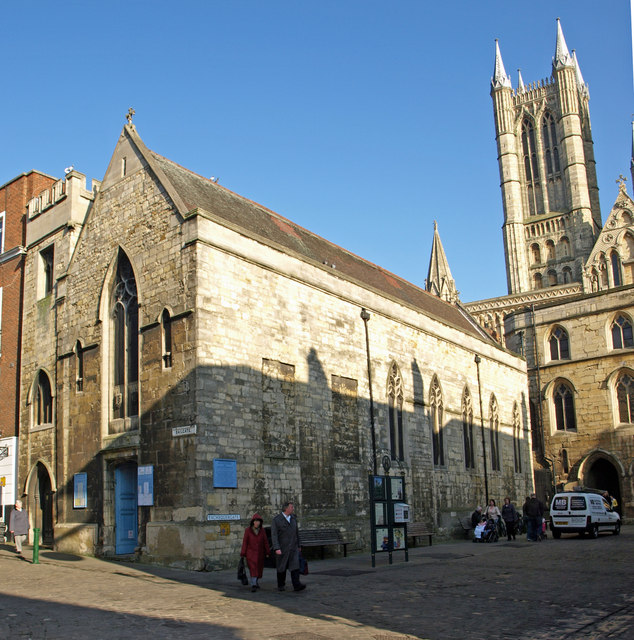 Church of St. Mary Magdalene, Lincoln