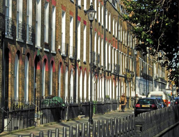 Duncan Terrace, Islington
