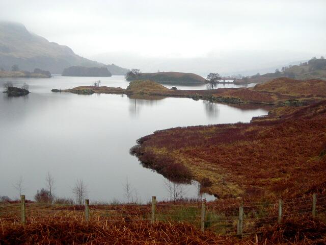 Rubha na Moine, Loch Katrine