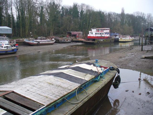 Thames at Isleworth