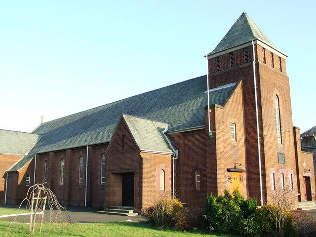 St James RC Church