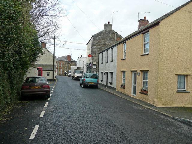Fore Street, St Teath