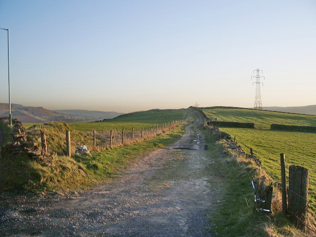 Track to Pike Law