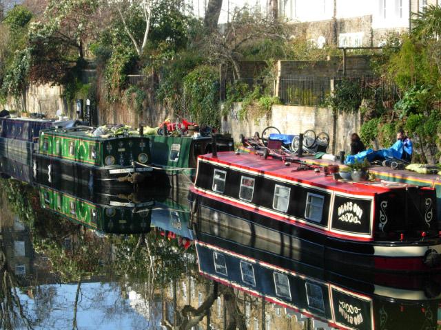 Regent's Canal, Islington