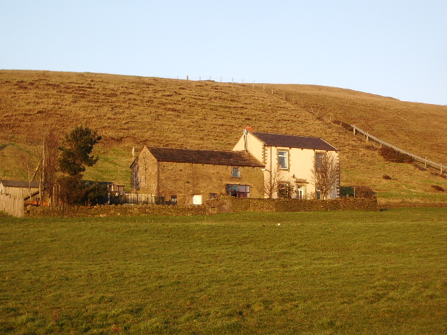 Jolly Barn Cottage, Oakenhead Wood Old Road, Haslingden