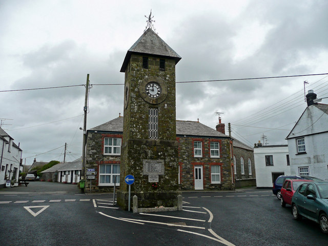 Clock Tower, St Teath