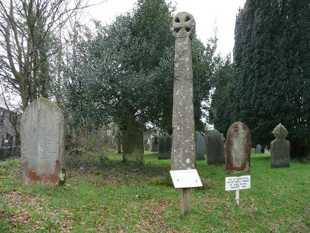 St Teath Cross