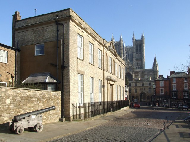 Castle Hill, Lincoln