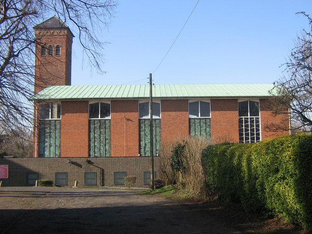 St Joseph's RC Church, St Mary Cray