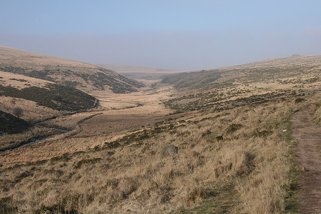 Dartmoor Forest: the West Dart valley
