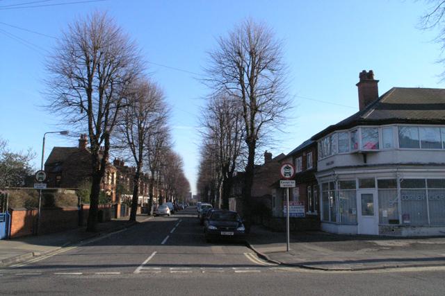Berkeley Avenue, Long Eaton