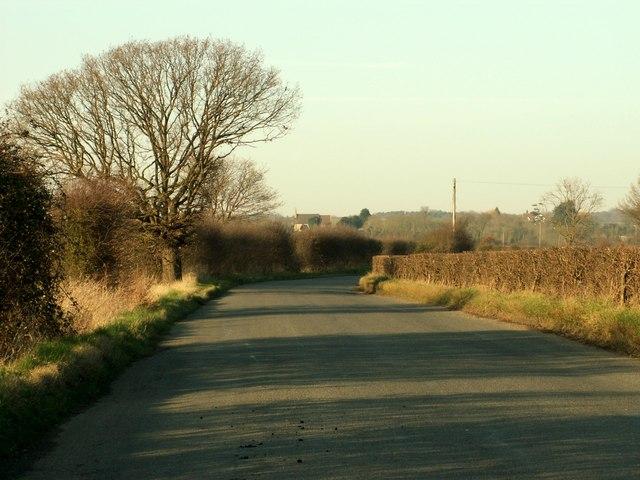 Childerditch Lane