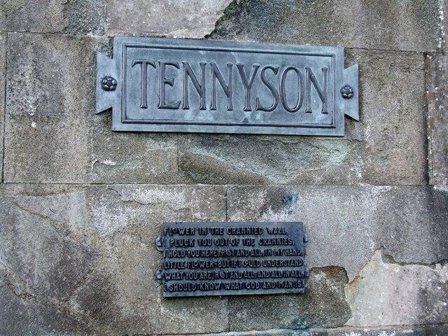 Tennyson, Lincoln