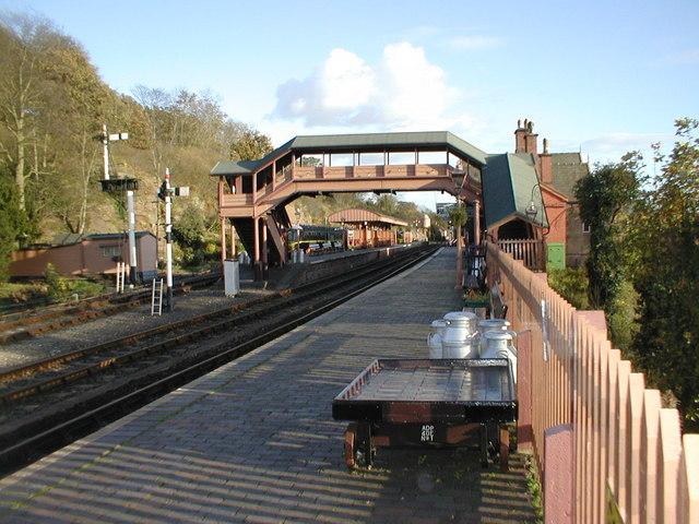 Bewdley SVR Station