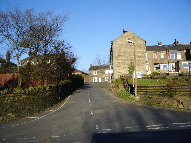 Green Hill Road, Bacup