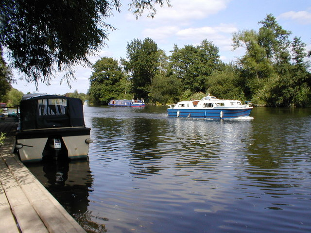Riverboats at Astley Burf