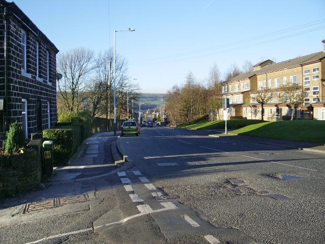 Rochdale Road, Bacup
