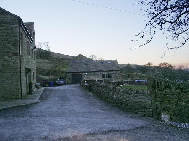 Willowfield Farm and Barn
