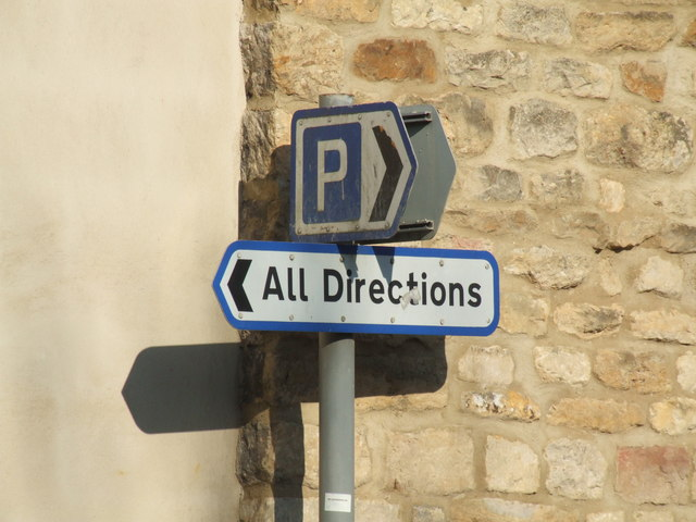 'P' in all directions, Lincoln