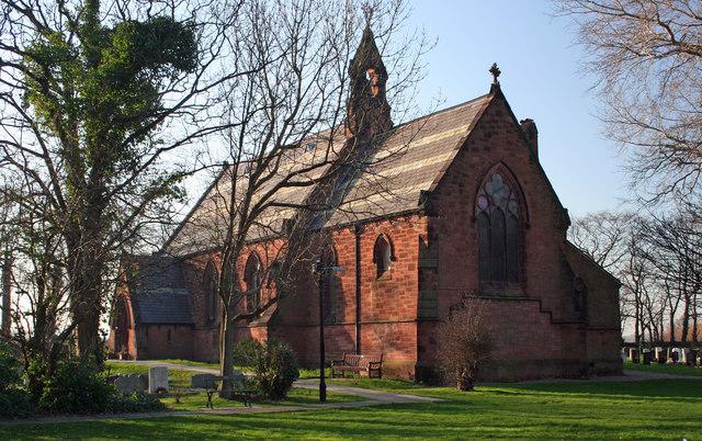 Church In Frankby