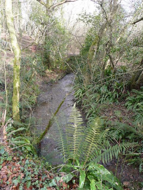 Stream near Bakesdown
